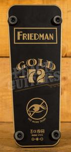 Friedman Gold 72 Wah Pedal