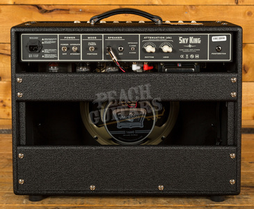 Tone King Sky King Black 35w 1x12 Combo Built In Attenuator