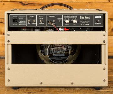 Tone King Sky King Cream 35w 1x12 Combo Built In Attenuator