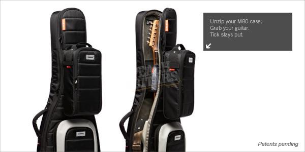 Mono M80 Guitar Tick Steel Grey V2