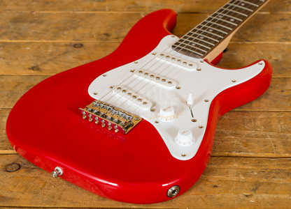 Squier Mini Strat Laurel Fingerboard Torino Red