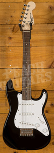 Squier Mini Strat Laurel Fingerboard Black