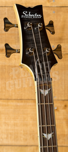 Schecter Stiletto Extreme-4 See Thru Black Bass