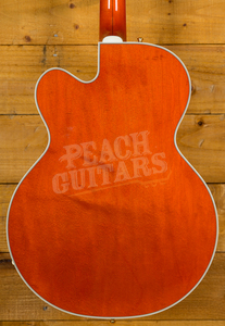 Gretsch G6120T Players Edition Nashville - Orange Stain