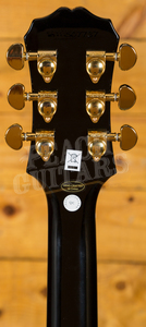 Epiphone Les Paul Black Beauty 3 pickup Ebony with gold hardware