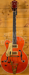 Gretsch G6120TLH Players Edition Nashville with Bigsby Left Handed