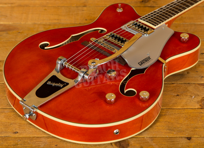 Gretsch G5422T Electromatic Hollowbody Orange Stain