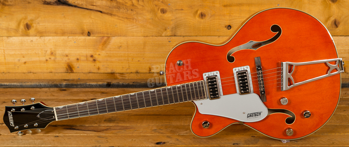 Gretsch G5420LH Electromatic Orange Stain Left handed