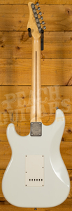 Schecter USA Custom Shop Traditional Wembley Olympic White SSS