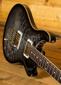 PRS DGT Charcoal Burst Moons