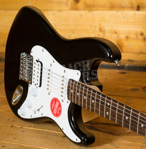 Squier Bullet Stratocaster HSS Hard Tail, Rosewood Fingerboard, Black