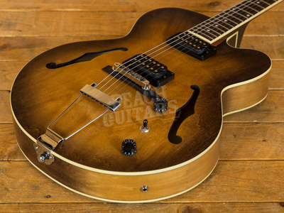 Ibanez AF55-TF Artcore Hollowbody HH Tobacco Flat
