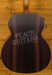 Lowden O25 Indian Rosewood & Red Cedar Left Handed