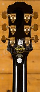 Epiphone Les Paul Custom Pro Left Handed - Ebony