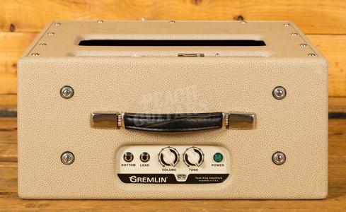 "Tone King Gremlin Combo - Cream 1x12"" 5 watt combo"