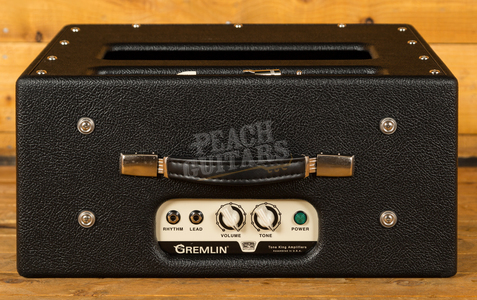 "Tone King Gremlin Combo - Black 1x12"" 5 watt combo"