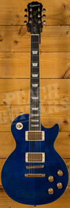 Epiphone Les Paul Tribute - Midnight Sapphire