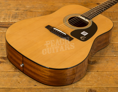 Epiphone Pro-1 Acoustic Guitar Natural
