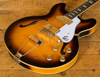 Epiphone Casino Hollowbody Electric Guitar - Vintage Sunburst