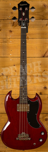 Epiphone EB-0 SG Style Bass Guitar - Cherry