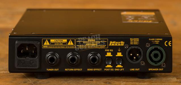 Markbass Nano Mark 300W Bass Amp Head