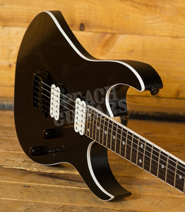 Ibanez 2018 Prestige RGR652AHBF - Weathered Black