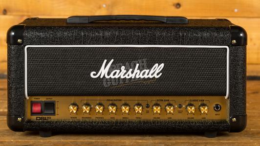 Marshall DSL20HR Dual Channel Head