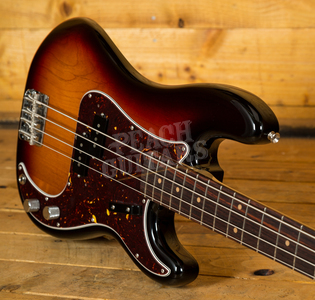 Fender American Original '60s Precision Bass - 3-Colour Sunburst