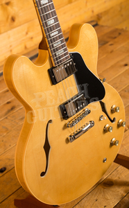 Gibson ES-335 2018 Traditional Dark Vintage Natural