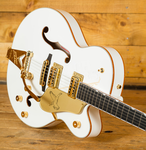 Gretsch G6136T White Falcon with Bigsby Player Edition