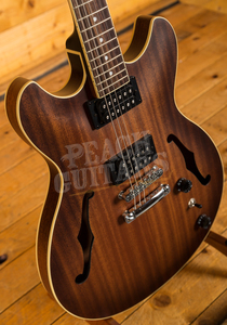 Ibanez AS53-TF Artcore Hollowbody HH Tobacco Flat