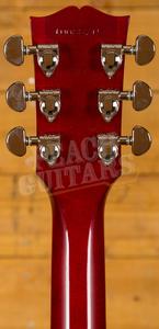 Gibson Memphis 2018 ES-335 Dot Studio Wine Red Left Handed