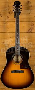 Epiphone AJ-220S Acoustic Vintage Sunburst