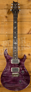PRS Custom 24 Violet Pattern Thin Ex Demo