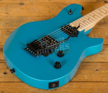 EVH Wolfgang Standard - Maple Fingerboard - Matte Blue Frost