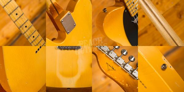 Fender Custom Shop Paul Waller Masterbuilt '53 Telecaster Used