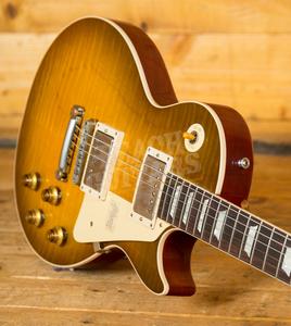 Gibson Custom '58 Les Paul Standard Golden Poppy Burst VOS M2M