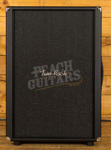 Two-Rock 2x12 Cabinet- Black & Sparkle Matrix