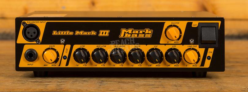 Markbass Little Mark III Bass Head