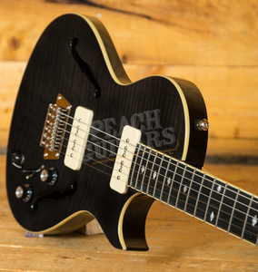 Epiphone Blueshawk Deluxe Trans Black