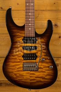 Suhr Custom Modern 2 Tone Sunburst Pau Ferro Neck s/n 43679