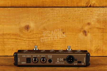 LR Baggs Venue DI Floor Box