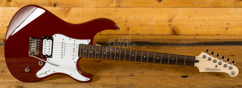 Yamaha Pacifica 112V Rosewood Raspberry Red