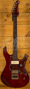 Yamaha Pacifica 611HFM Rosewood Flamed Maple Body Root Beer