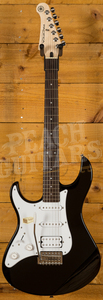 Yamaha Pacifica 112 Left Handed Rosewood Black