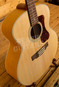 Guild F-2512E 12-String Electro Acoustic Natural