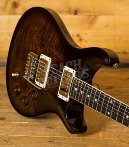 PRS DGT Black Goldburst Moons
