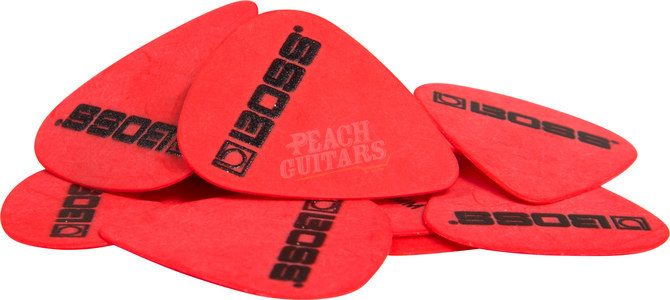 BOSS Delrin Pick 12 Pack