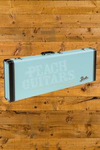 Fender Classic Series Wood Case Strat Tele Sonic Blue
