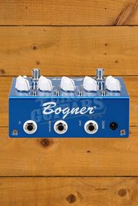 Bogner Ecstacy Blue Pedal